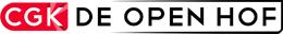 Logo CGK De Open Hof
